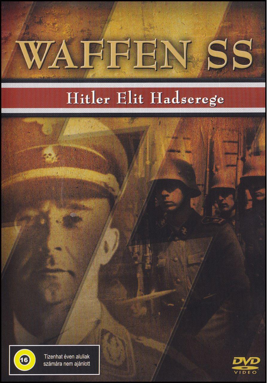 Waffen SS - Hitler elit hadserege (DVD)