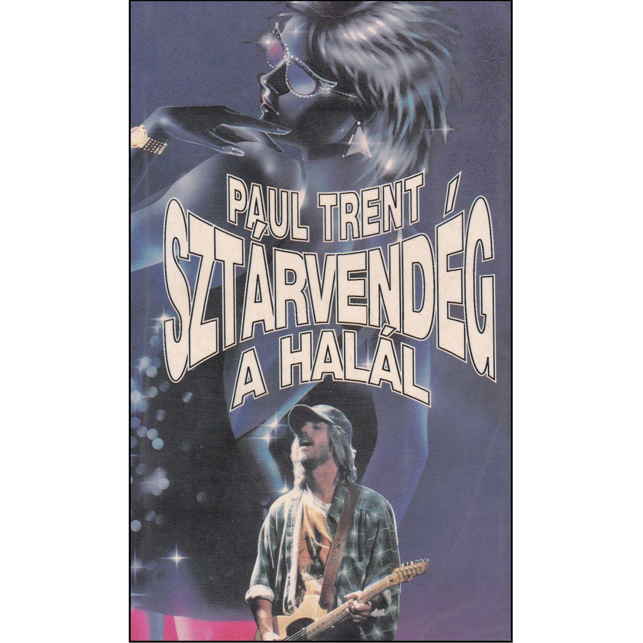 Paul Trent: Sztárvendég a halál (könyv)