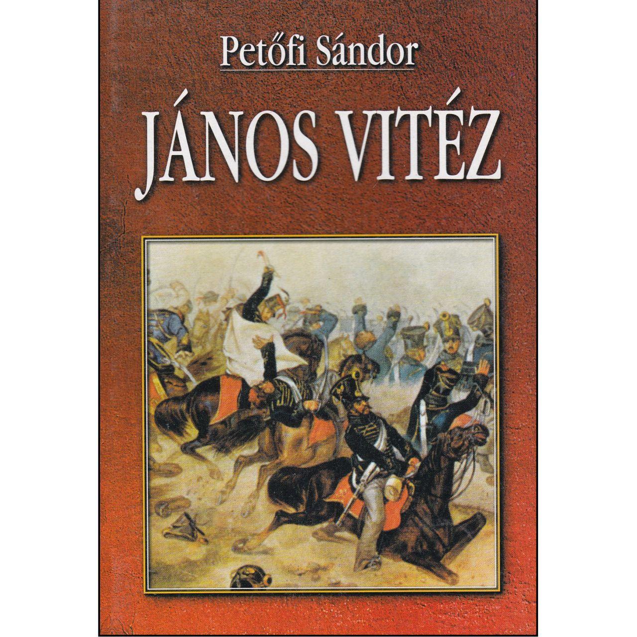 Petőfi Sándor: János Vitéz (könyv)