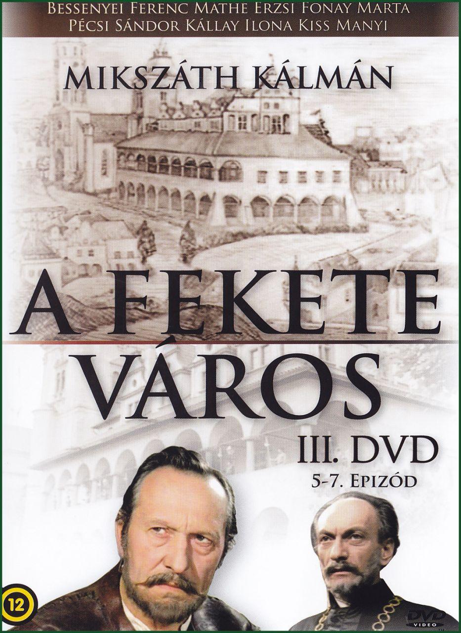 A Fekete város 3. (DVD)