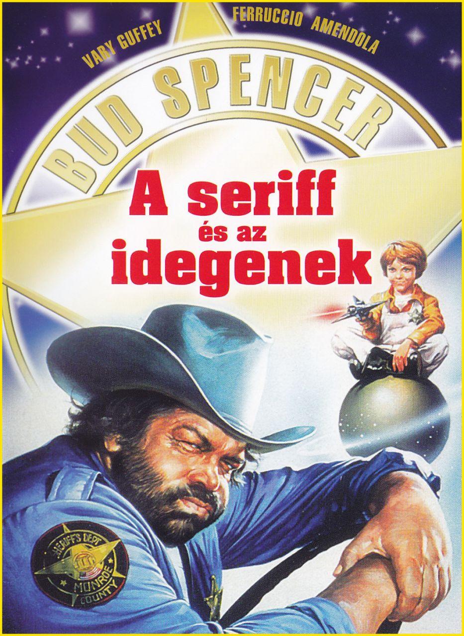 A seriff és az idegenek (DVD)
