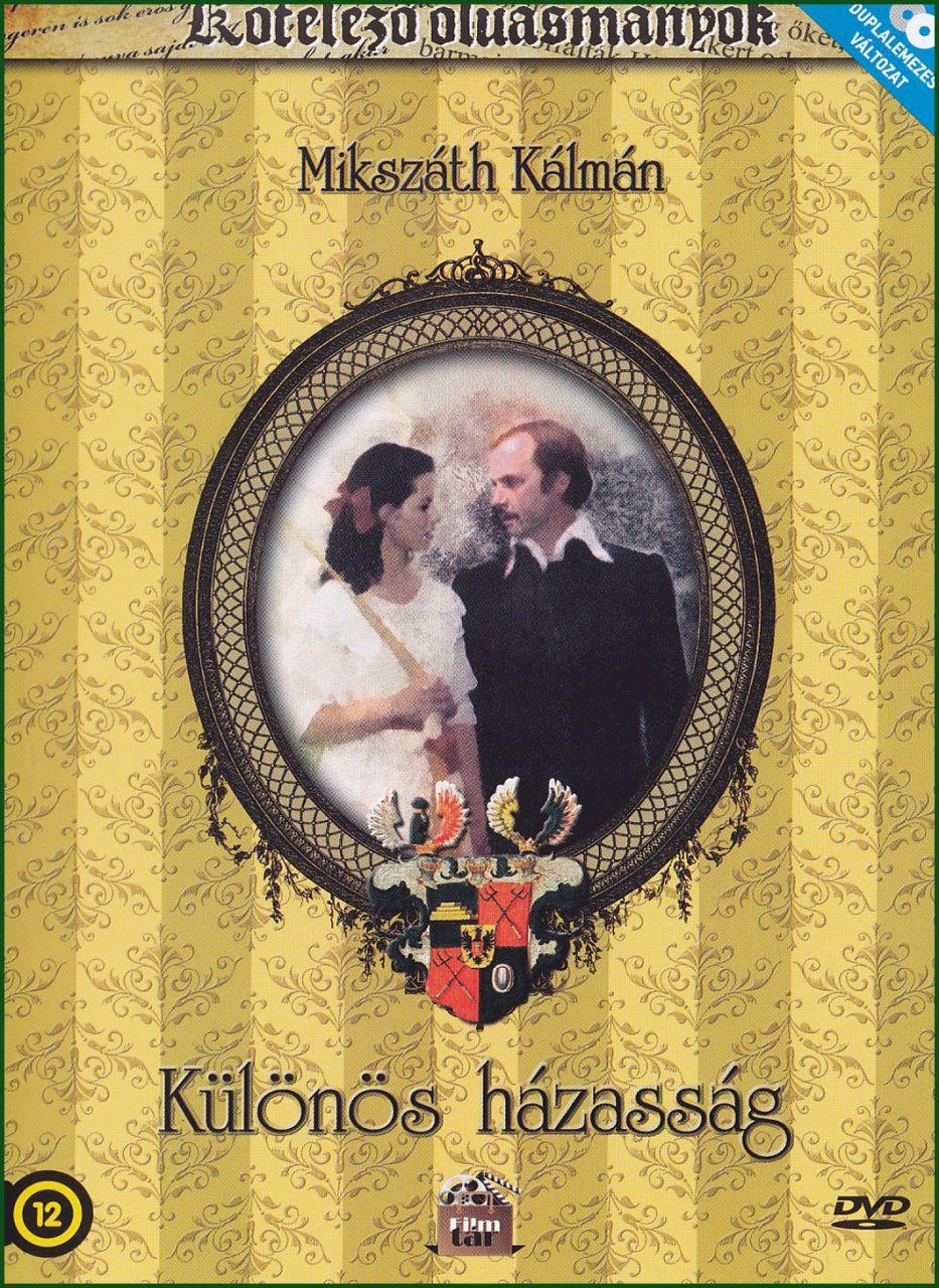 Különös házasság (DVD)