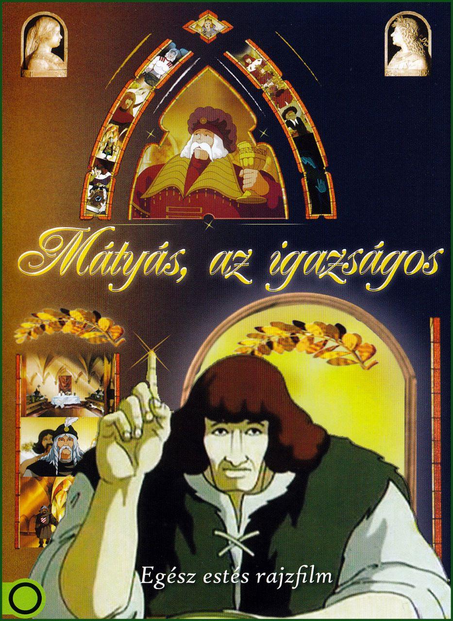 Mátyás, az igazságos (DVD)