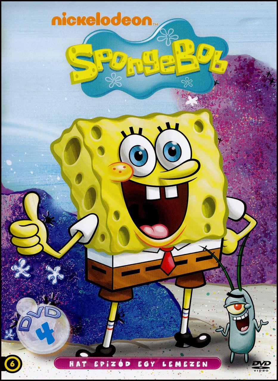 Spongyabob 4 (DVD)