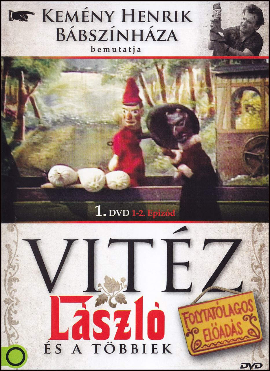 Vitéz László és a többiek (DVD)