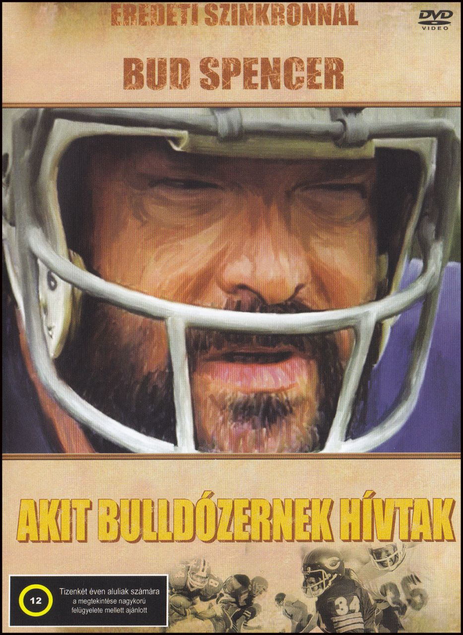 Akit bulldózernek hívtak (DVD)