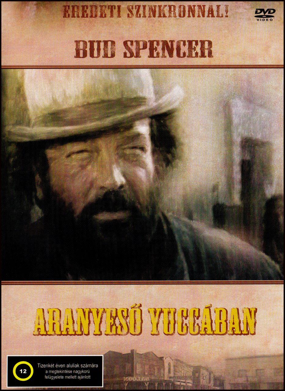 Aranyeső Yuccában (DVD)