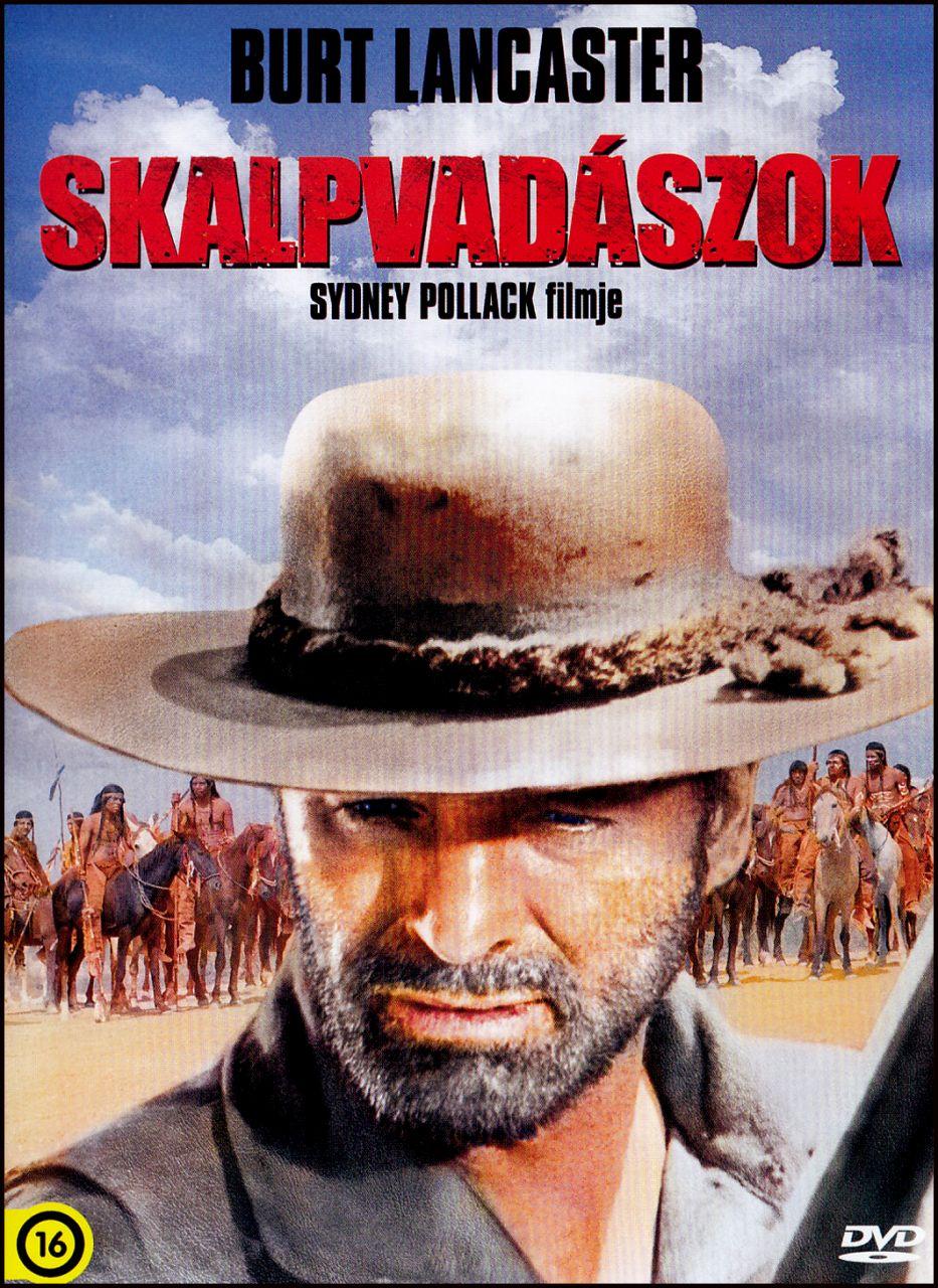 Skalpvadászok (DVD)