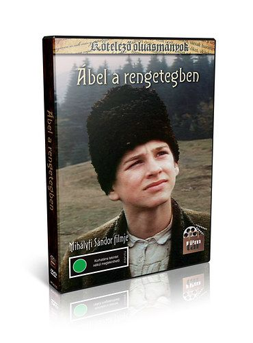 Ábel a rengetegben (DVD)