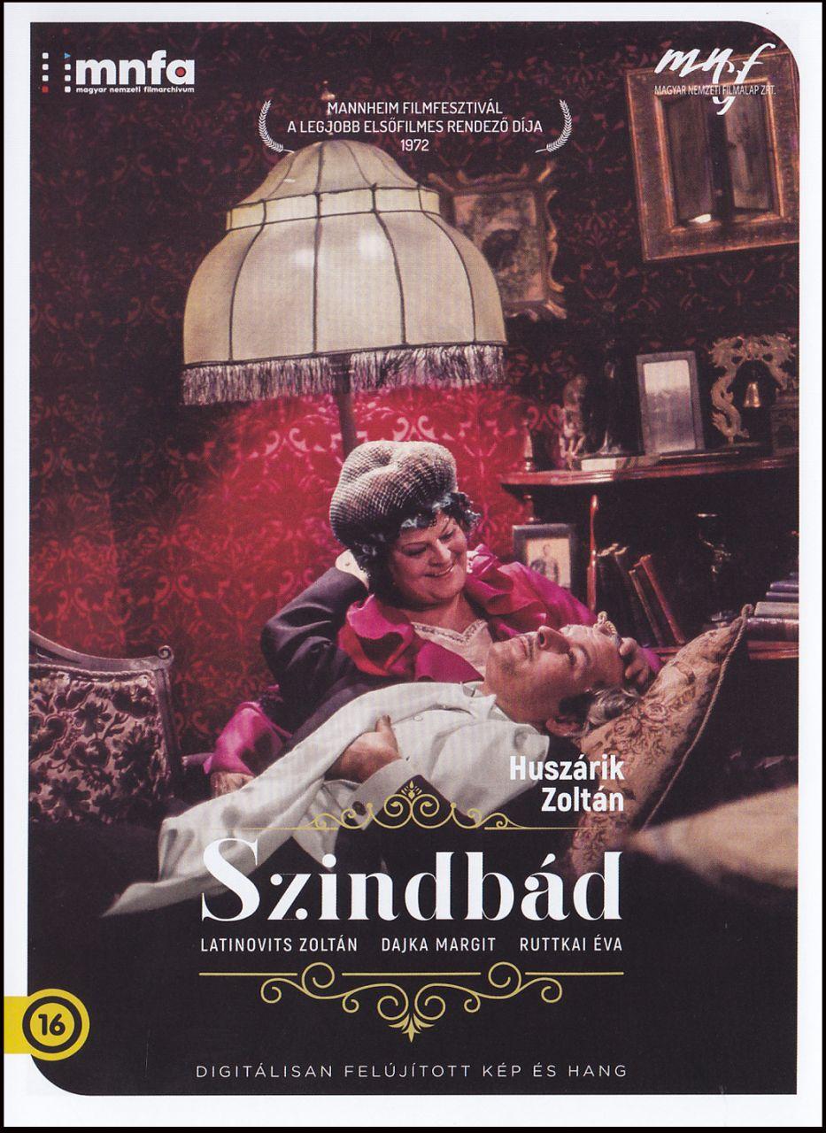 Szindbád (DVD)