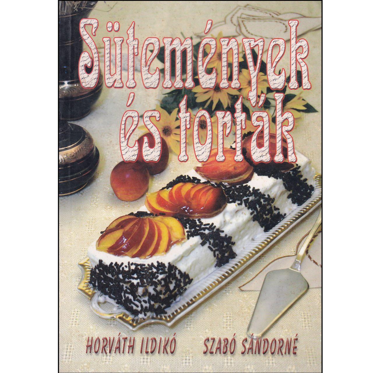 Sütemények és torták (könyv)