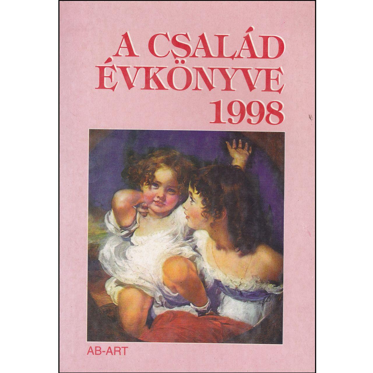 A család évkönyve 1998 (könyv)