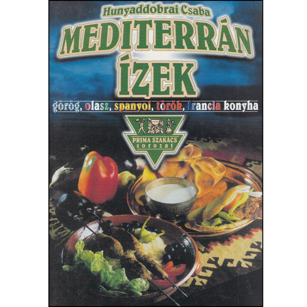 Mediterrán ízek (könyv)