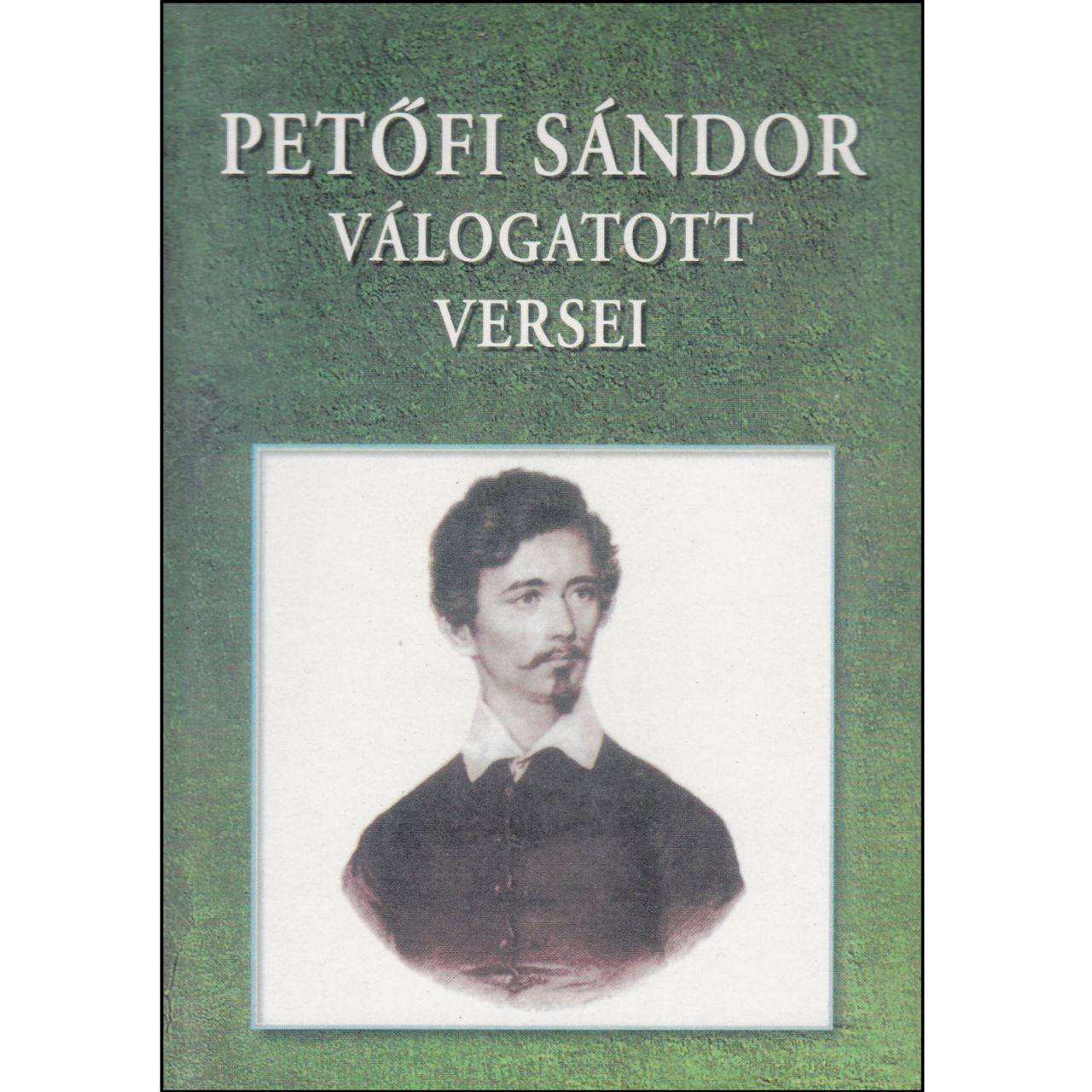 Petőfi Sándor válogatott versei (könyv)