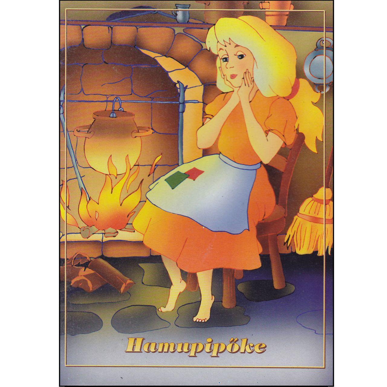 Hamupipőke (könyv)