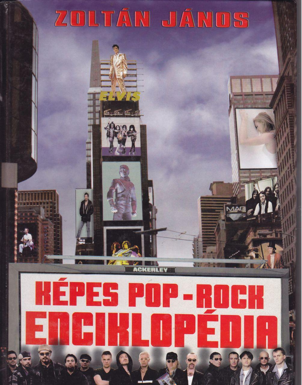 Képes pop-rock enciklopédia (könyv)