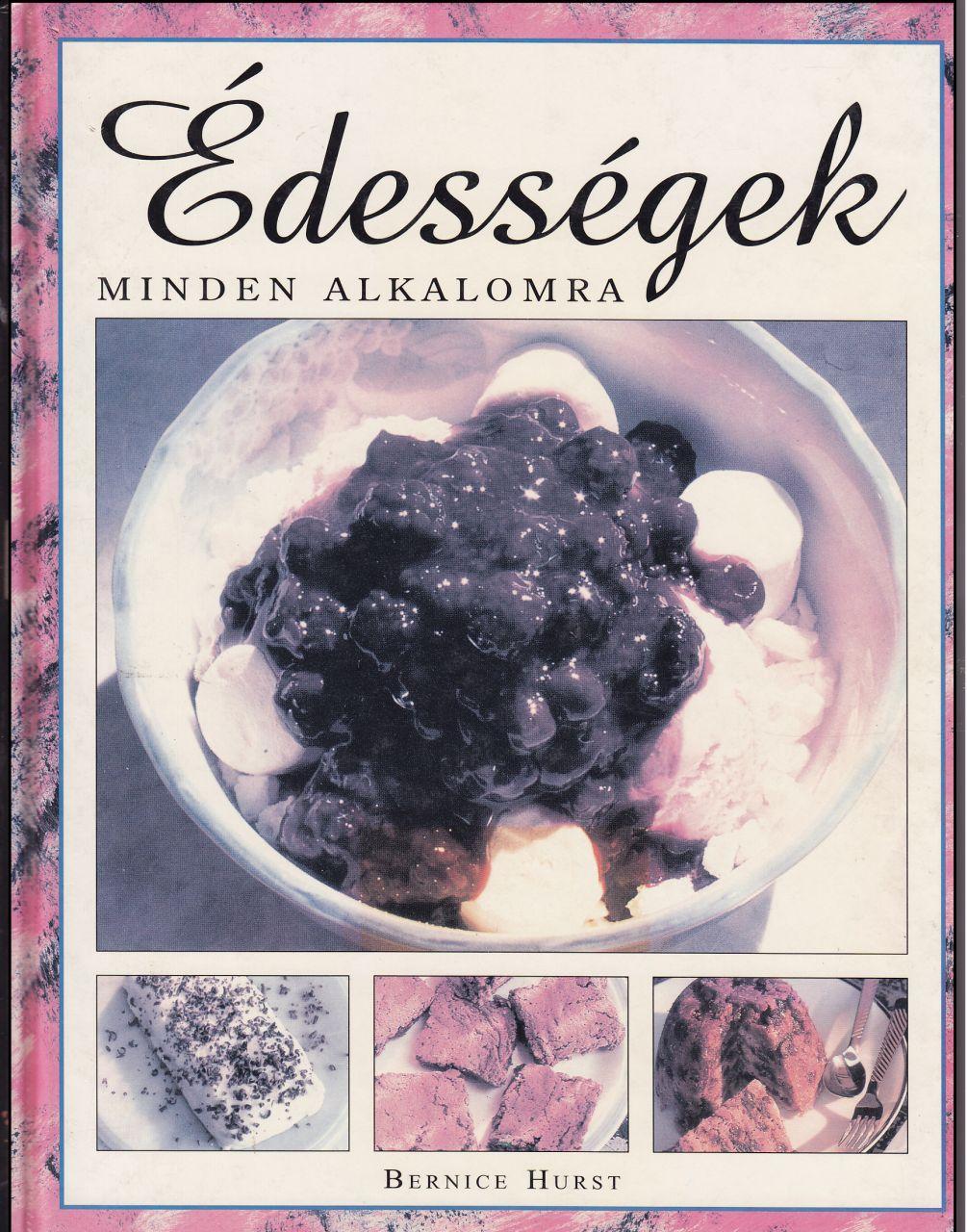 Édességek – minden alkalomra (könyv)