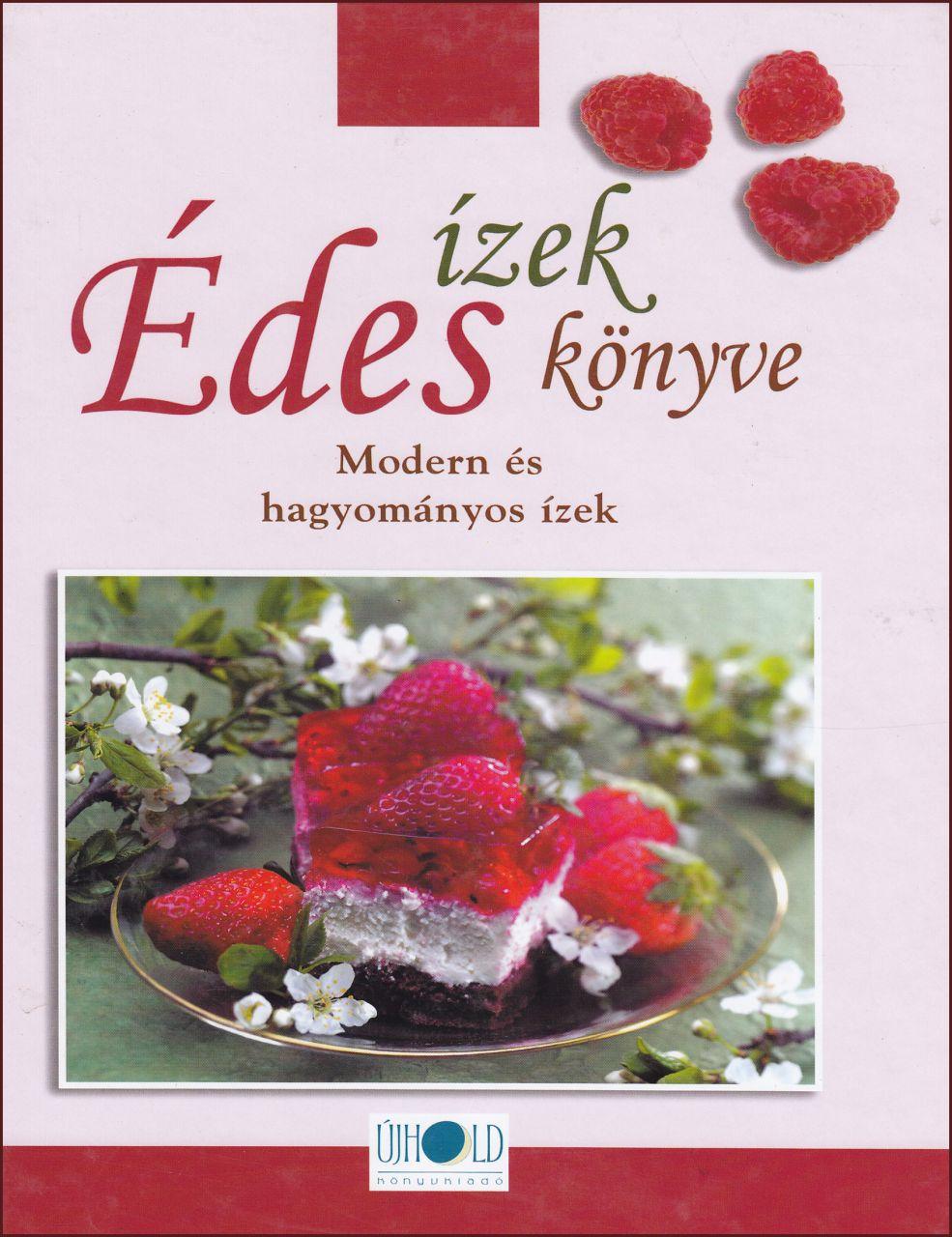 Édes ízek könyve (könyv)