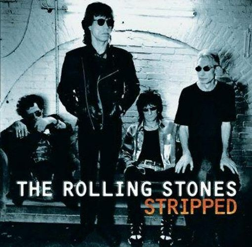 Rolling Stones: Stripped (CD)