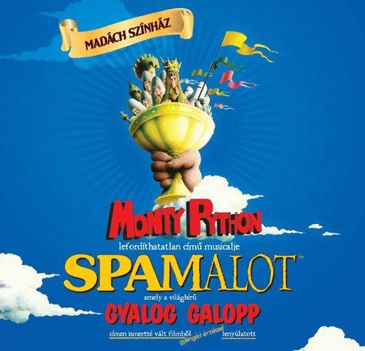 Spamalot: Monty Python - Musical (CD)