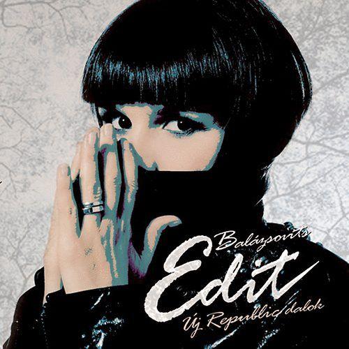 Balázsovits Edit: Új Republic dalok (CD)