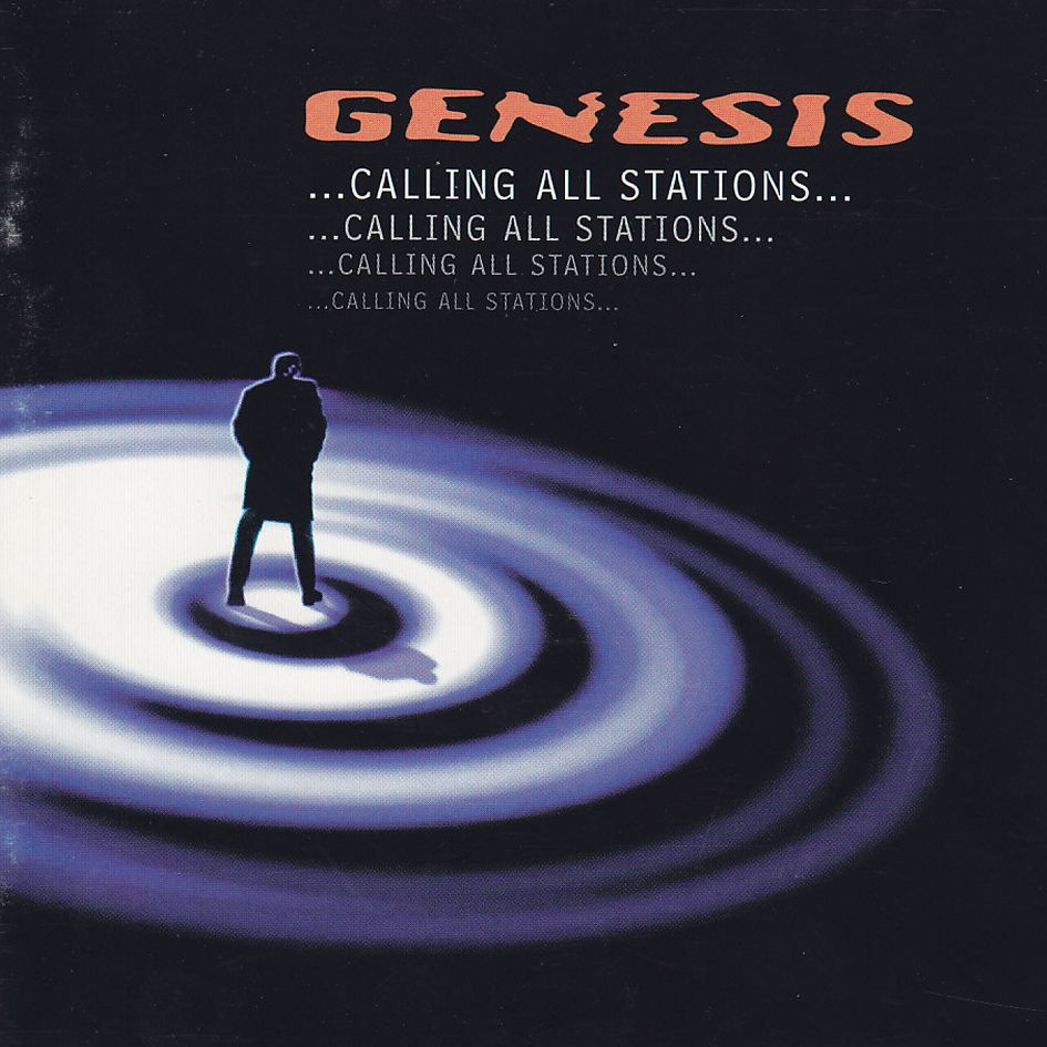 Genesis: Calling All Stations (CD)