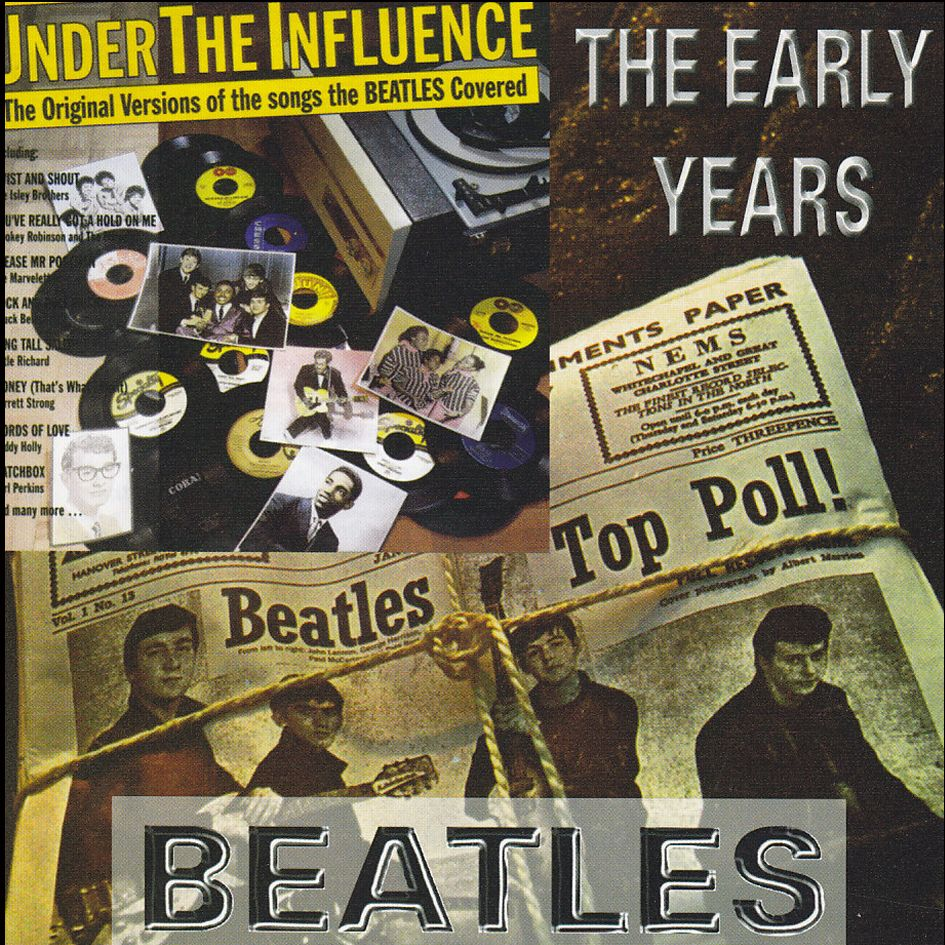 Beatles: The Early Years – Under The Influence (CD)