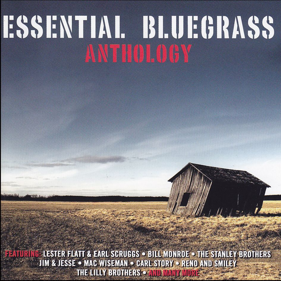 Essential Bluegrass Anthology (2CD)