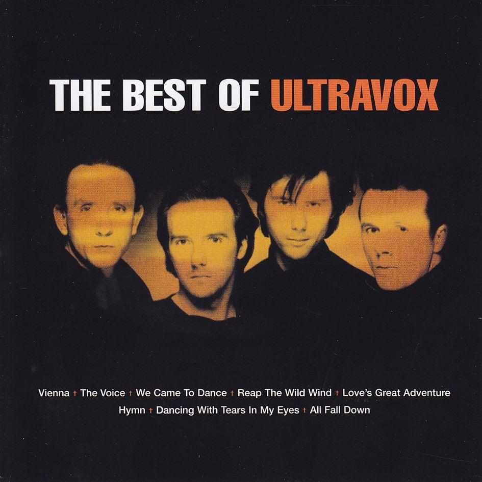 Ultravox: The Best of (CD)