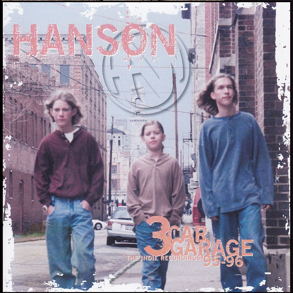 Hanson 3 Car Garage: The Indie Recordings (CD)