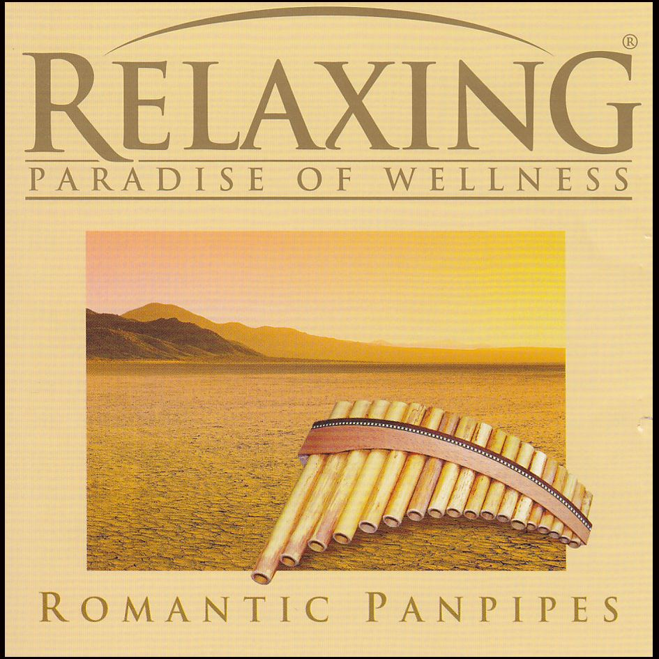 Relaxing Paradise Of Wellness – Romantic Emotions (CD)