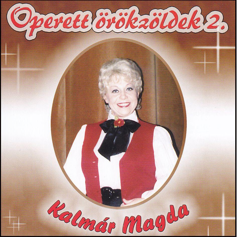 Operett örökzöldek 2. – Kalmár Magda (CD)