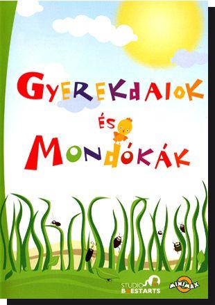 Gyerekdalok és Mondókák (DVD)