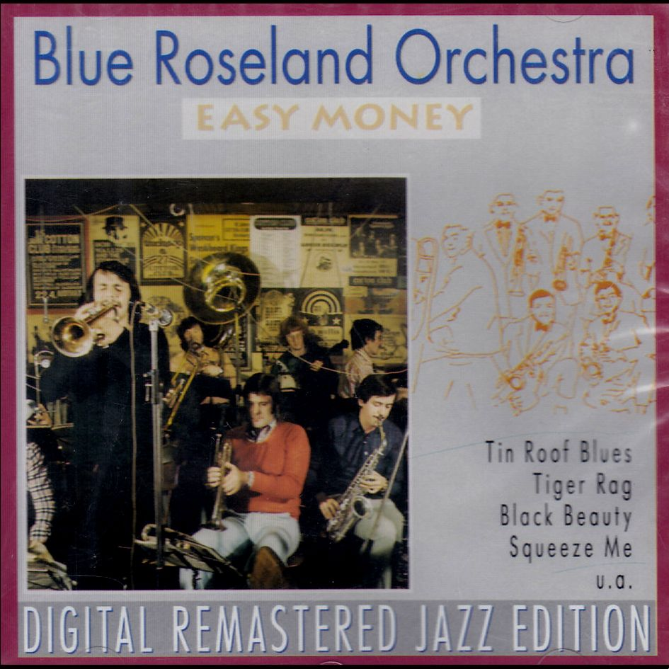 Blue Roseland Orchestra (CD)