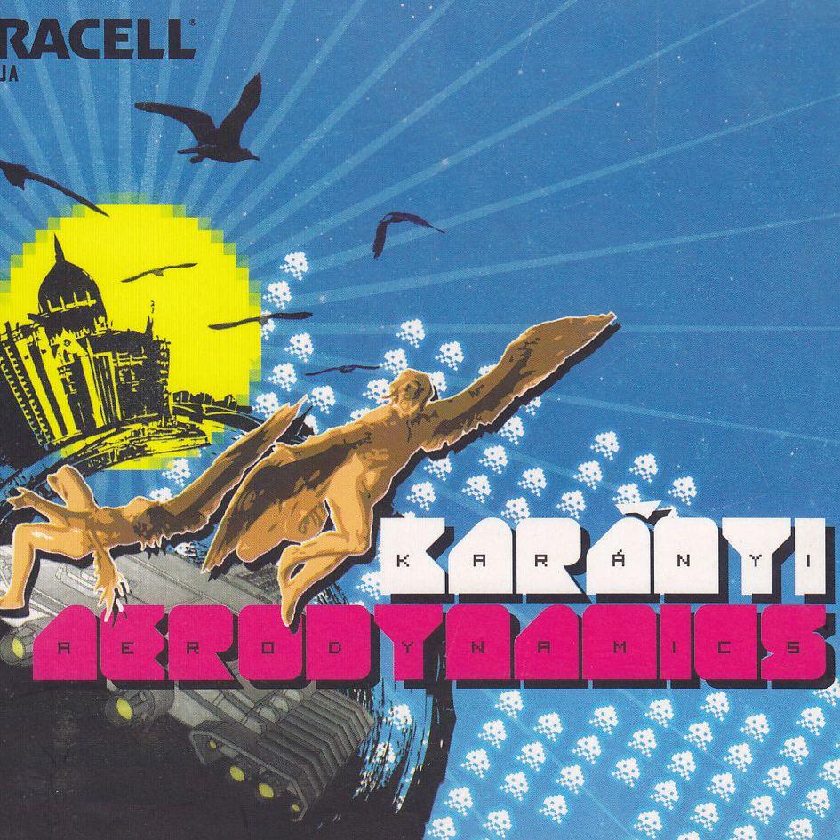 Karányi: Aerodynamics (CD)