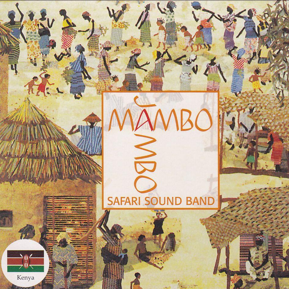 Safari Sound Band: Mambo Jambo (CD)