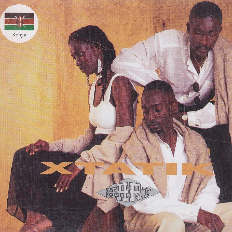 Xtatik - Kenya (CD)