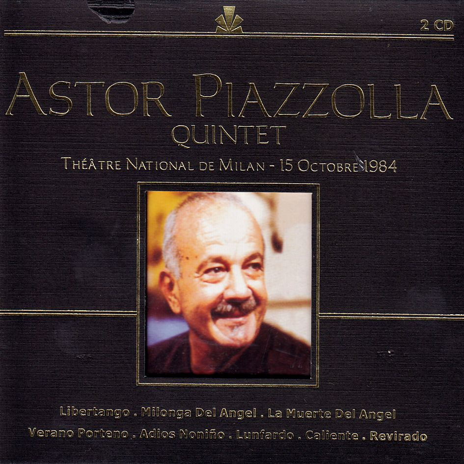 Astor Piazzolla (2CD)