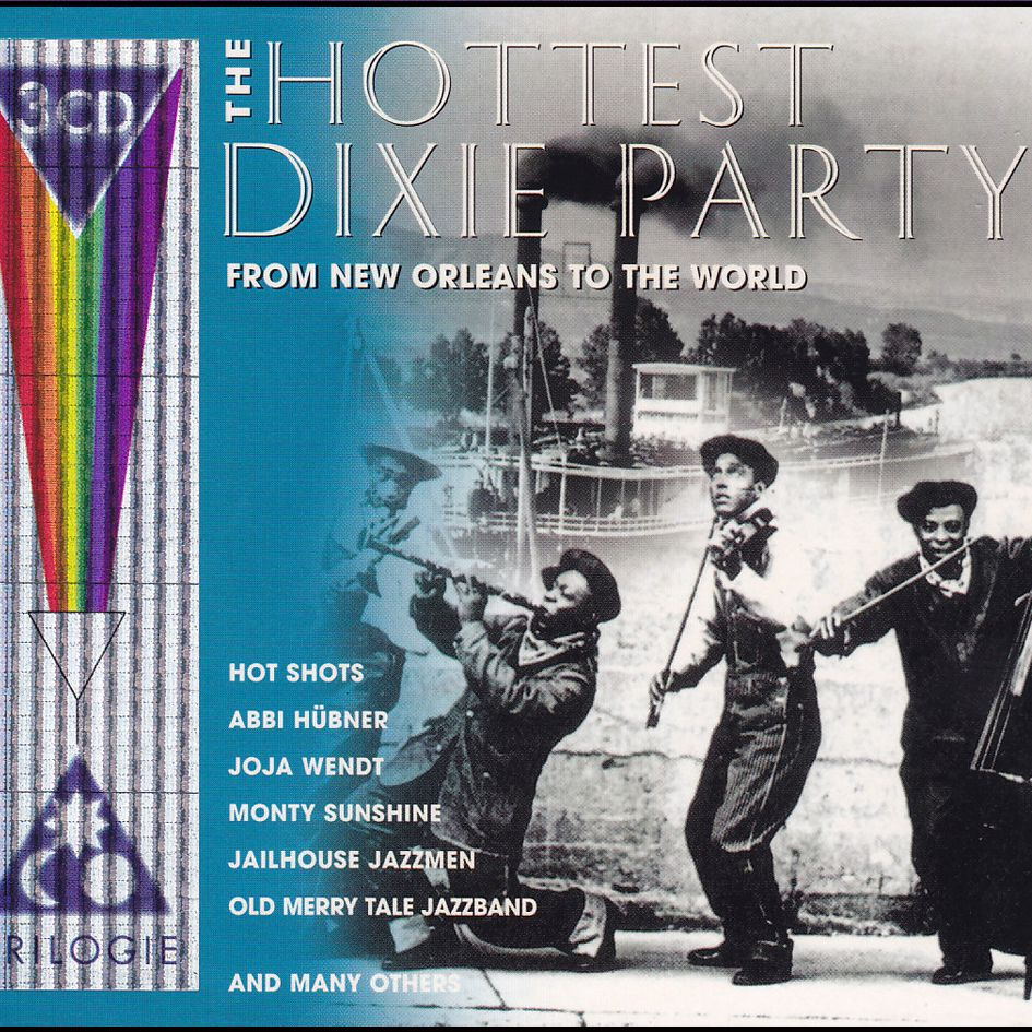 The Hottest Dixie Party (3CD)