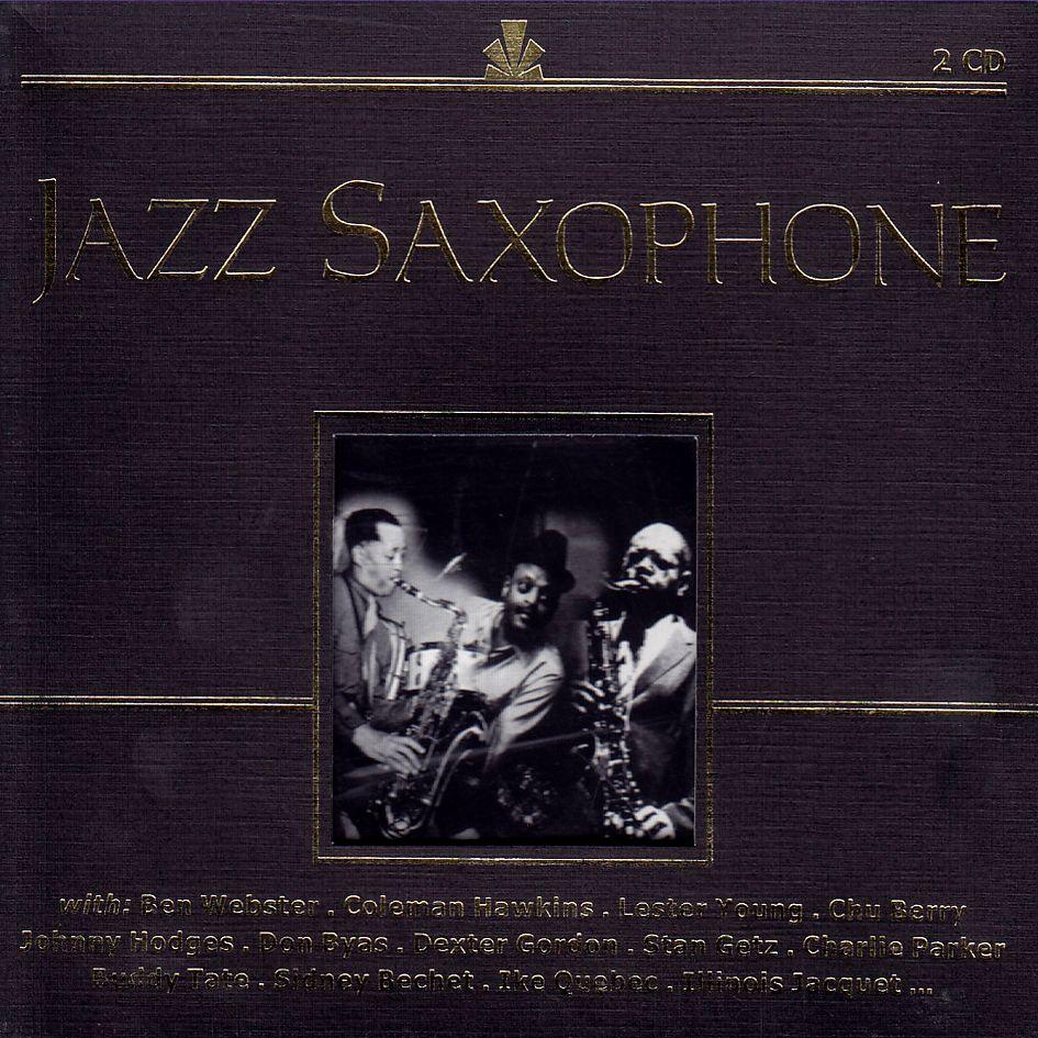 Jazz Saxophone (2CD)