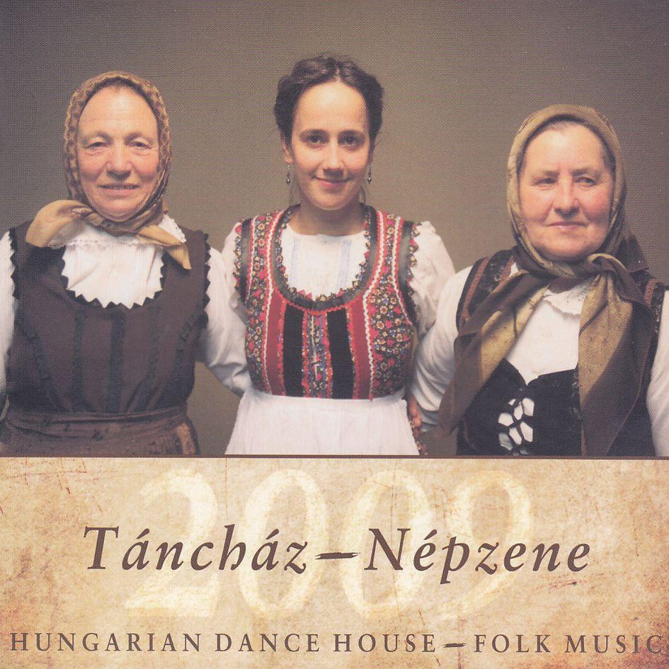 Táncház - Népzene (CD)