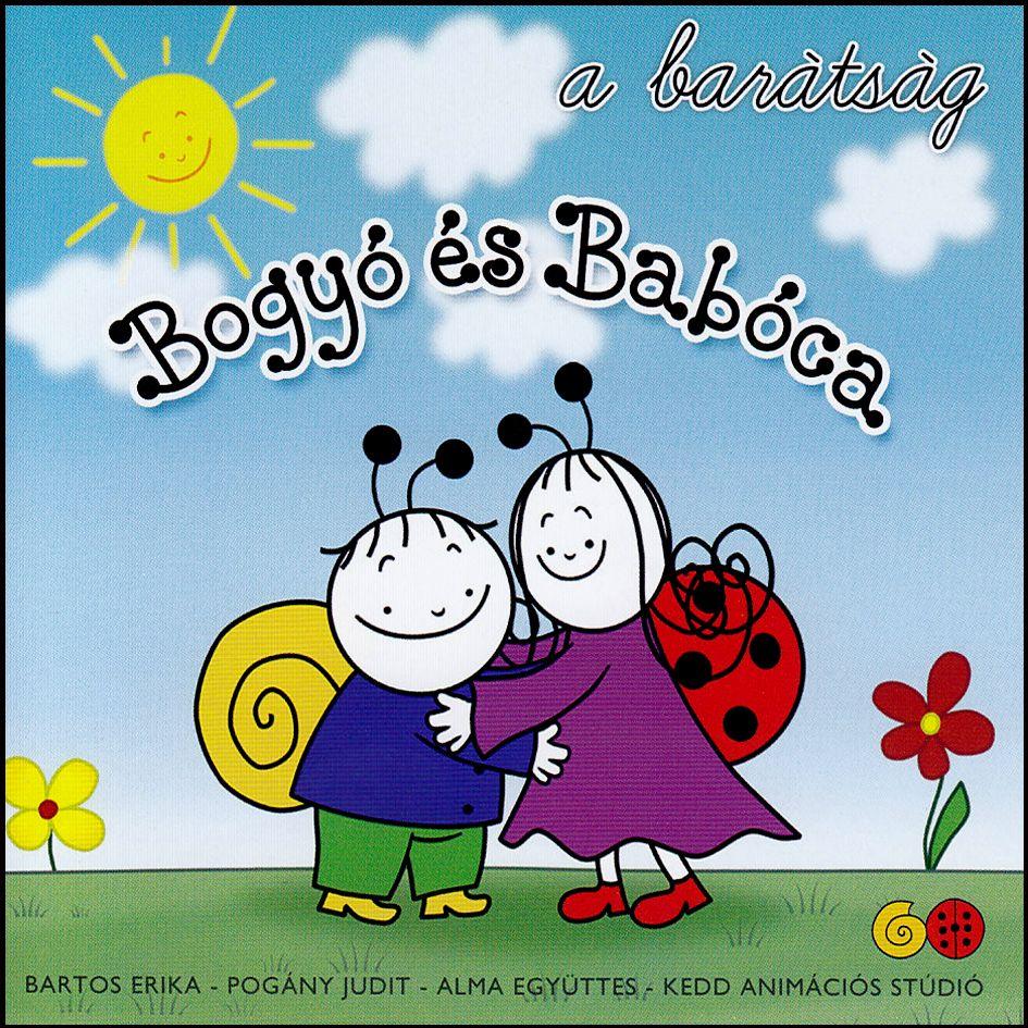Bogyó és Babóca: A barátság - Hangoskönyv (CD)