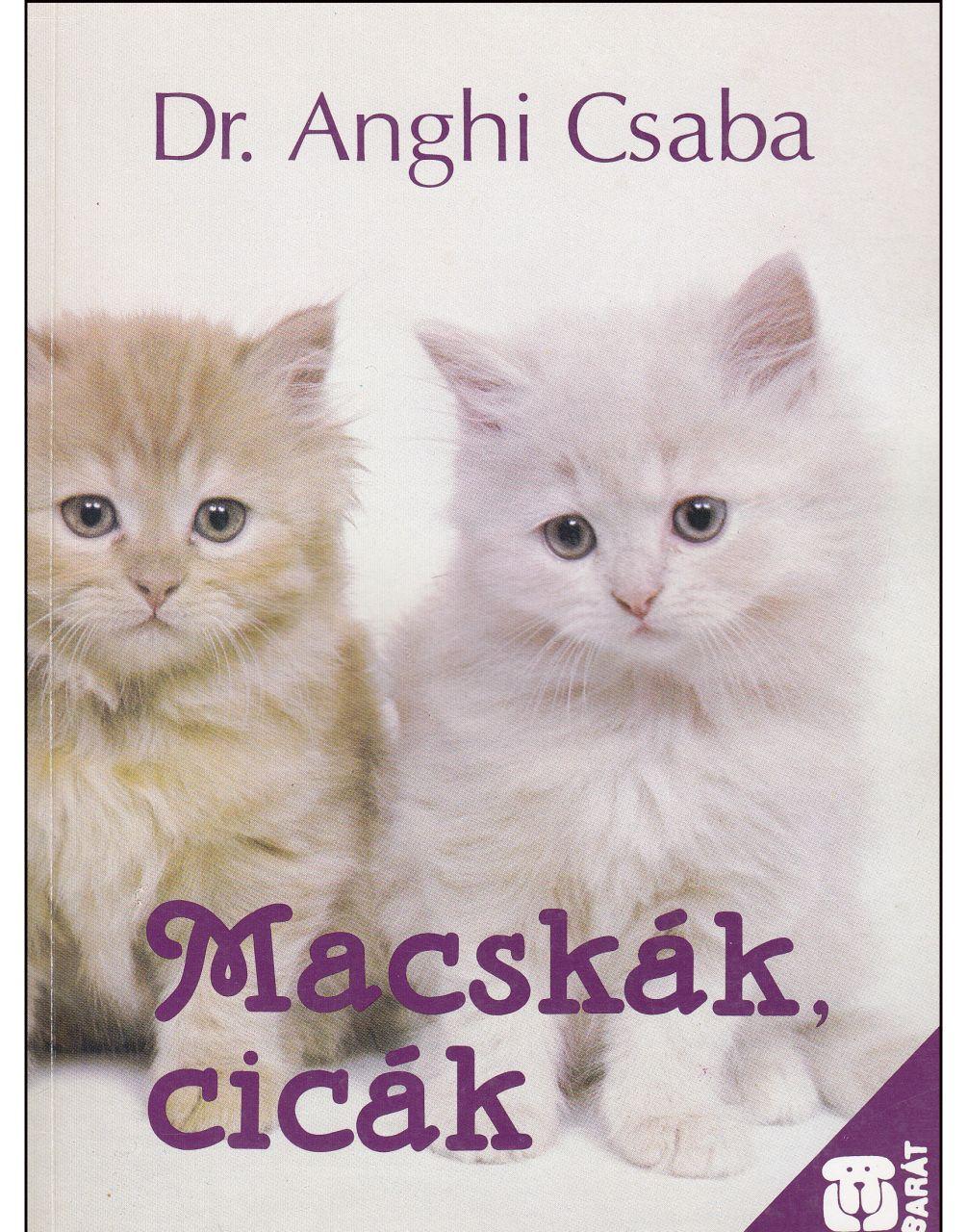 Macskák, cicák (könyv)