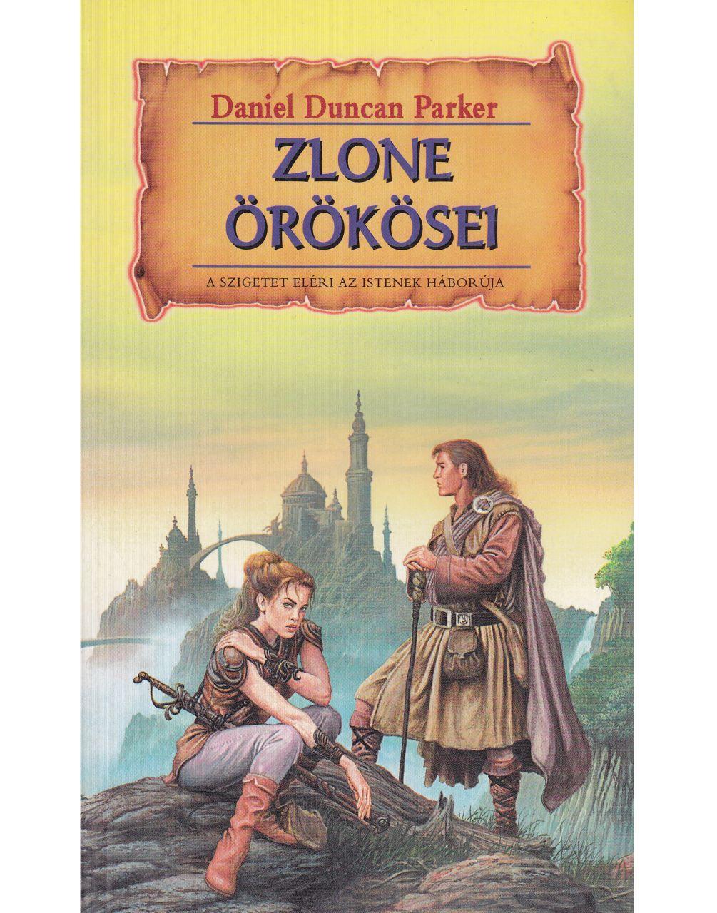 Zlone örökösei (könyv)