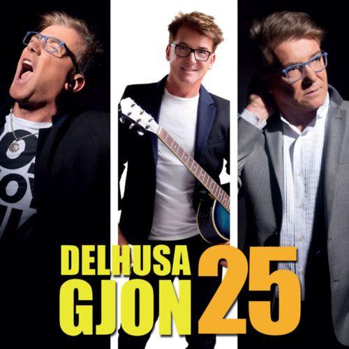 Delhusa Gjon: 25 (CD)