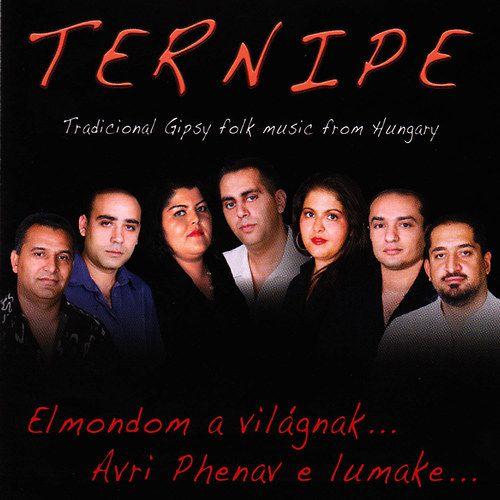 Ternipe: Elmondom a világnak… (CD)