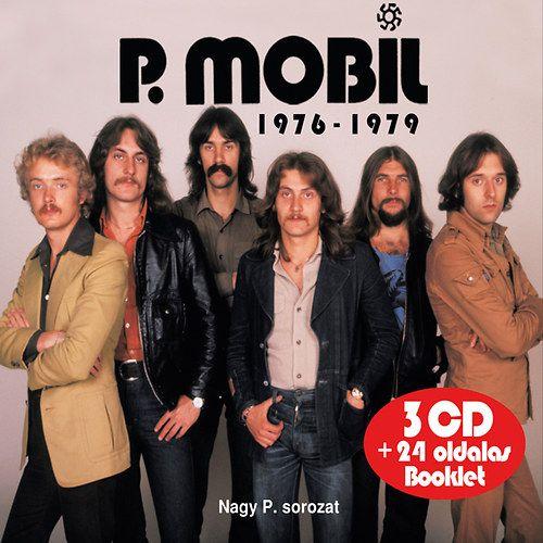 P. Mobil: 1976 - 1979 (CD)