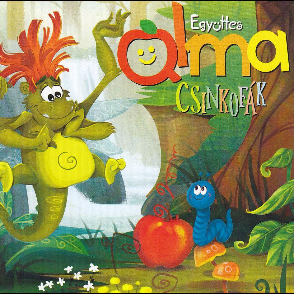 Alma: Csinkofák (CD)