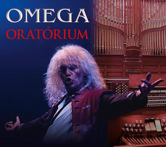 Omega: Oratórium (CD)