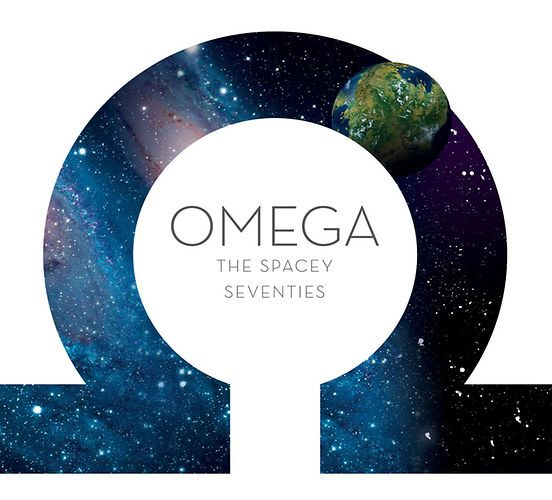 Omega: The Spacey Seventies (CD)